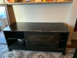 Mainstay Tv Stand fits up 60 inch Tv
