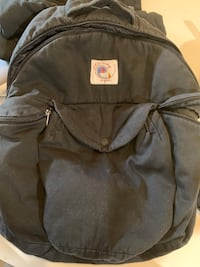 Black Ergobaby Organic Backpack Diaper Bag Fairfax, 22033