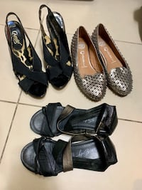 3 Pairs of Shoes Richmond Hill, L3T 0B5