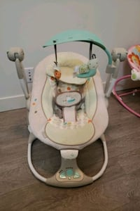 Ingenuity electric baby swing