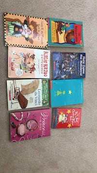 Assorted scholastic books $2 EACH Ottawa, K2T 1H3