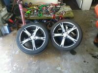 Really nice rims 18 in Rocky Mount, 24151