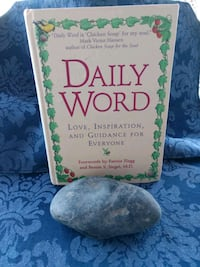 Book -  Inspriational Daily Word Santa Clarita, 91351