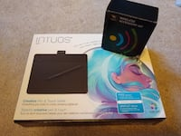 Intuos Art Wacom Tablet w/ Wireless Accessory Kit Nashville