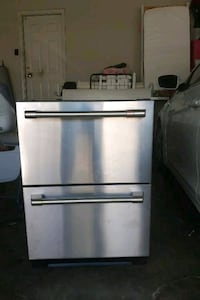 Undermount Fridge