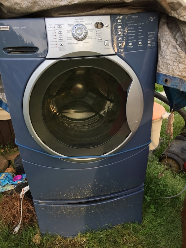 Kenmore Elite He4t Washer