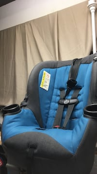 Baby's blue and black car seat Paradise, 95969