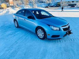 2011 Chevrolet Cruze 4-Door Sedan 2LT