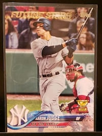 Aaron Judge Baseball Card Middle River, 21220