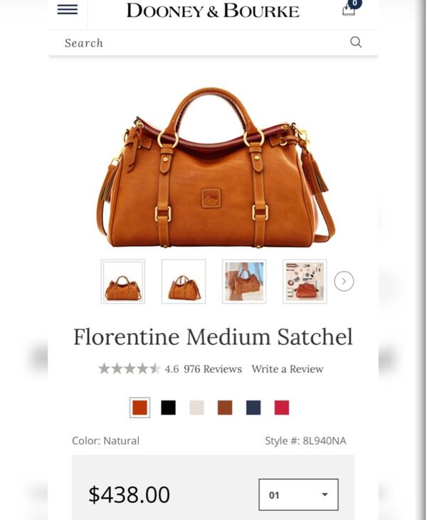 Dooney&Bourke and Michael Kohrs Bags 5