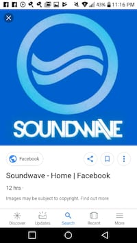 Soundwave ticket Edmonton, T5T