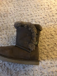 Toddler size 10 boots Vancouver, 98661