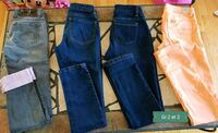 Parasuco and tip curl jeans  Gatineau, J8P 6N7