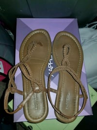 Women's brown sandals United States