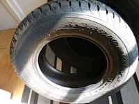 4 Goodyear Nordic Winter tires Oshawa, L1J 2H5