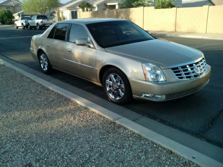 used 2006 cadillac dts arizona edition in tempe. Black Bedroom Furniture Sets. Home Design Ideas