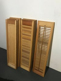 shutters 4 left plain left 20.00 New York, 11370