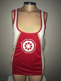HBC Beijing Olympics Team Canada Twofer Tank Women Small New with Tag Montréal, H4G 1M2