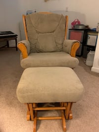 High end Glider chair with ottoman  Baltimore