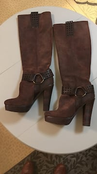 Frye  leather boots Manchester, 03102
