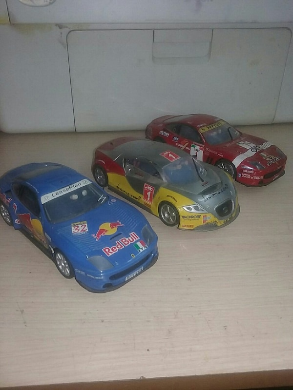 scalestric 3 coches