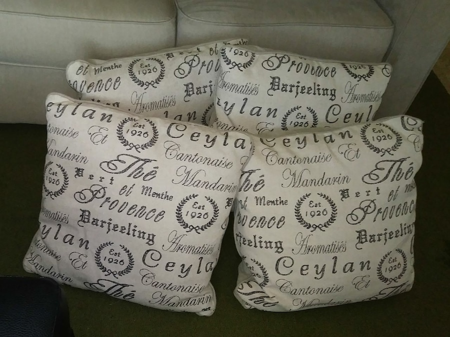 Throw Pillows For Sale - IN