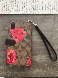 Brand New Coach iPhone case and wallet wristlet  Mississauga, L5C 2L9