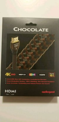 New AudioQuest HDMI Cable High Quality Chicago
