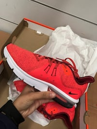 Brand new Nike Sequent 3 534 km