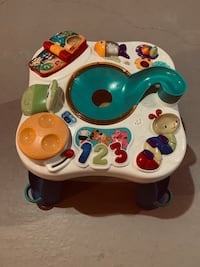 Bright Star Toddler Learning Table Ajax, L1T 0H6