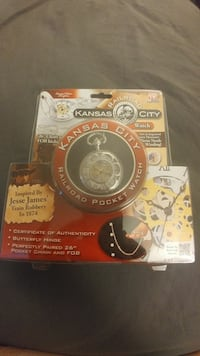 Kansas City pocket watch pack Downers Grove, 60516