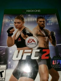 UFC 2 Xbox One game case Newport, 41071