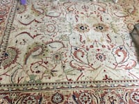 100% wool rug - perfect condition bought for $1,200 Mamaroneck, 10543