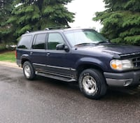 1999 Ford Explorer Forest Lake