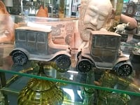 Solid brass1910 and 1926 antique cars Houston, 77077