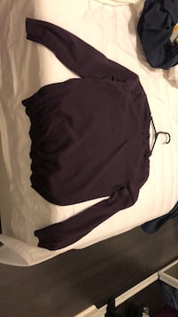 Redherring - Purple sweater  Mississauga, L5C 1M5