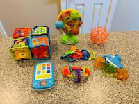 toddler's assorted toys North Las Vegas, 89030