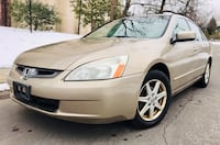 Only $3900 ' 2003Honda Accord Leather Bose System Heated Seats ' Clean Title  College Park