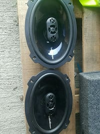 pair if rockfordfosgate 6x9s New Castle, 19720