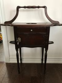 Antique side table Caledon