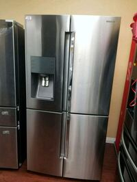 Samsung four door refrigerator  Lynwood, 90262
