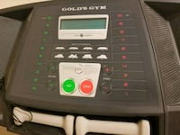 black Gold's Gym treadmill Newmarket, L3Y 1A9