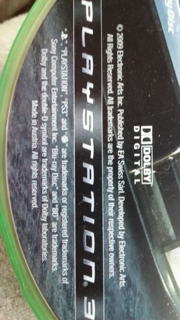 Need For Speed Shift PS3 1