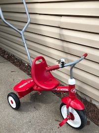 Radio Flyer tricycle parts or repair  Woodbury, 55125