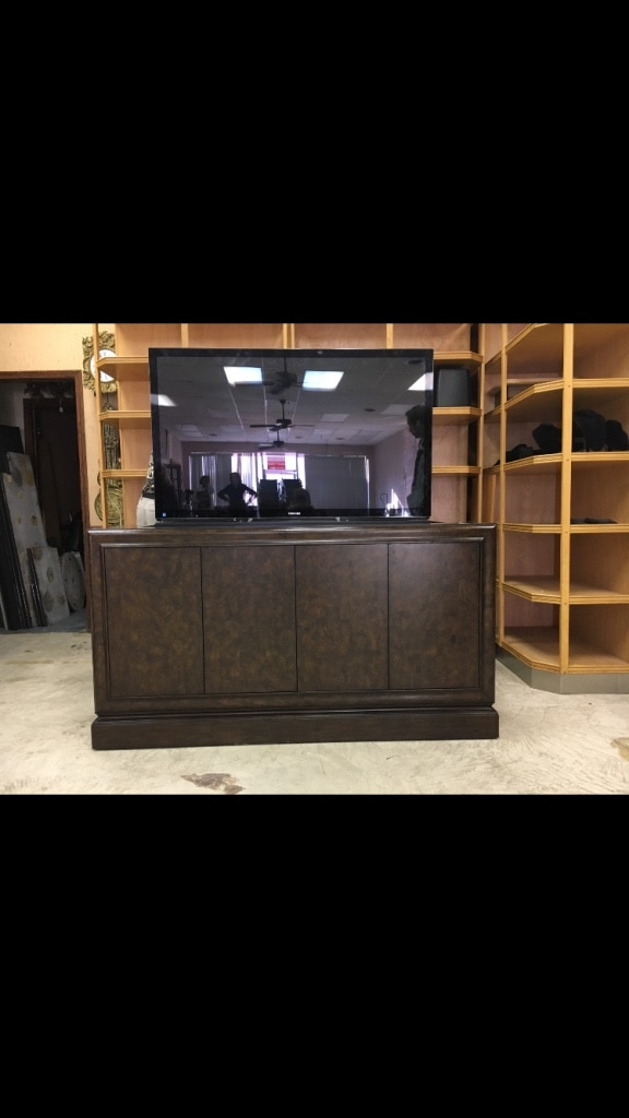 Ethan Allen Tv Lift Cabinet In Jackson Letgo
