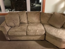 Sofa- 2 piece sectional