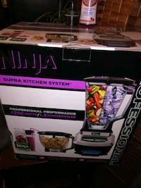 Ninja Supra Kitchen System New Westminster, V3M 4H9