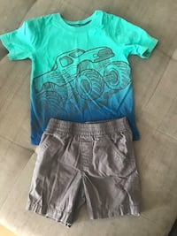 Boys - monster truck outfit 3T Columbia, 21044