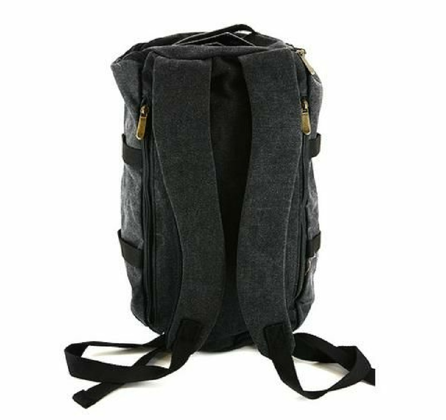 CONCEAL CARRY UTILITY CANVAS DUFFLE PACK  - Winterville