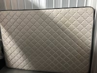 Full Size Mattress and Box Spring Albany, 12210